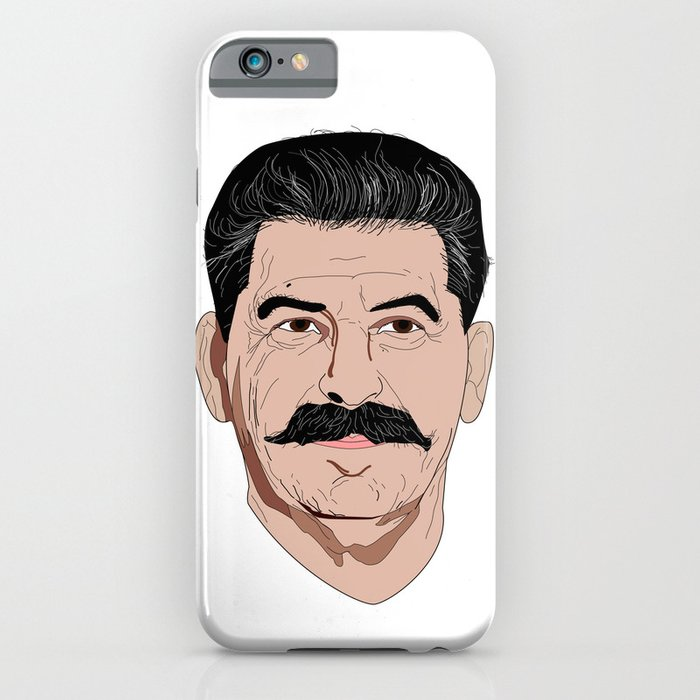 Joseph Stalin Phone Case on society6