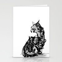Mousey Mousey Stationery Cards