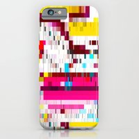 iPhone & iPod Case featuring xx PXL by Diego Bellorin a.k.a EMPK