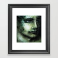 Tormented Framed Art Print