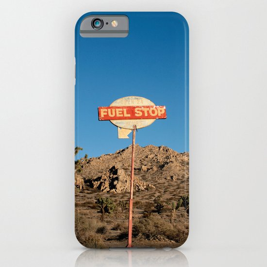 Fuel Stop iPhone & iPod Case