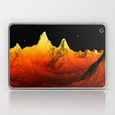 Sci Fi Mountains Landscape Laptop & iPad Skin