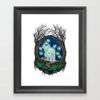 Progeny Framed Art Print