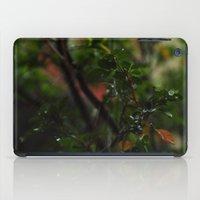 Rain // Leaves iPad Case
