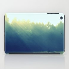 In the Misty Morning iPad Case