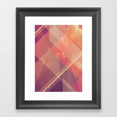 Colorful abstract_1 Framed Art Print