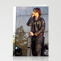 Julian - The Strokes Stationery Cards