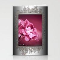 Ivy Geranium Named Conte… Stationery Cards