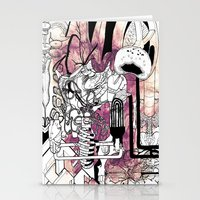 Missing Parts Stationery Cards