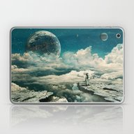 Laptop & iPad Skin featuring The Explorer by Seamless