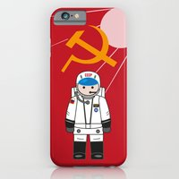 iPhone & iPod Case featuring SOVIET by OSCAR GBP