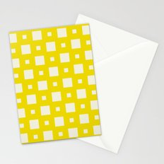 Nassau Yellow Stationery Cards