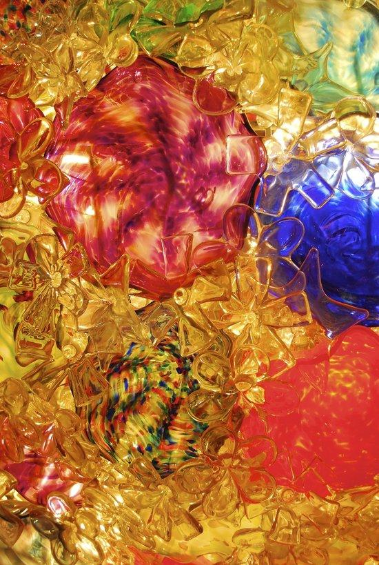 Blown Glass  Art Print
