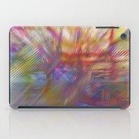 Textural Mountains 2 iPad Case