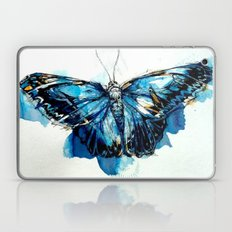 Mighty Morpho Butterfly Laptop & iPad Skin
