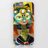 Part Of A Tribe iPhone 6 Slim Case