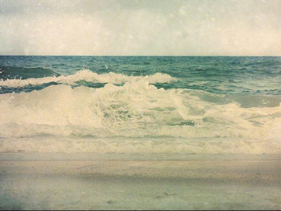 Salt Water Cures Art Print