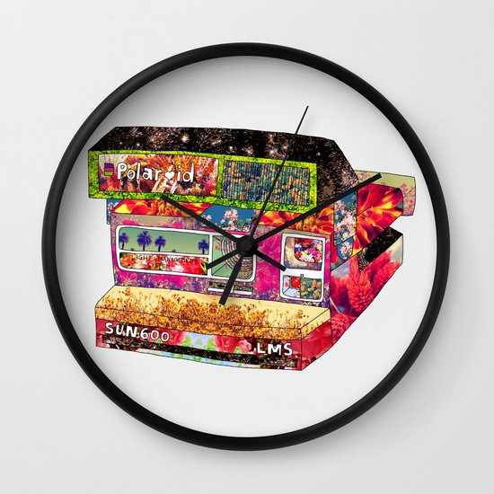 Instant Picture This Wall Clock