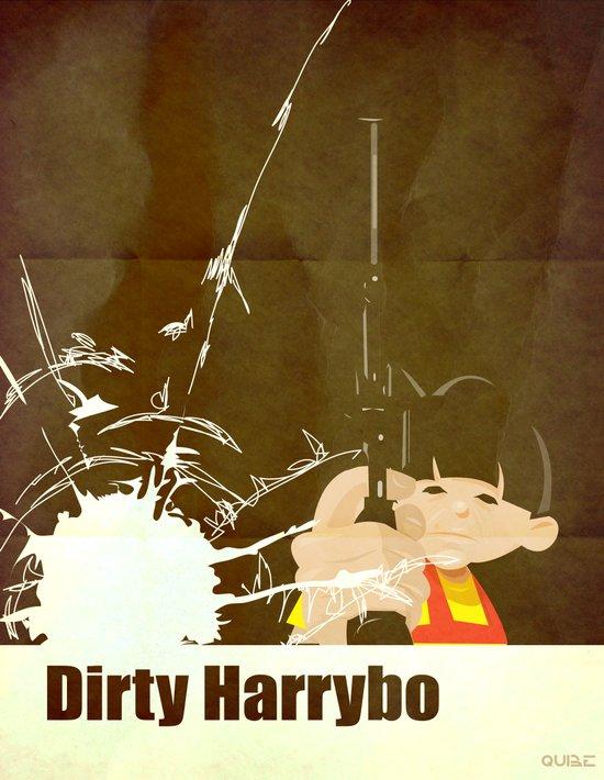 coupling up (accouplés) Dirty Haribo Art Print
