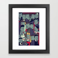 Inglourious Basterds Framed Art Print
