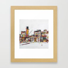 I don't care if we ever make it to London Framed Art Print