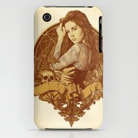 iPhone 3Gs & iPhone 3G Cases featuring Death Angel by Fathi
