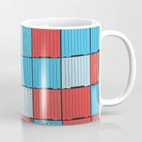 Import / Export Mug