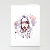 Those Dreams Are Getting… Stationery Cards