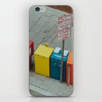 Bright City iPhone & iPod Skin