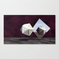 Six & Fi… Canvas Print