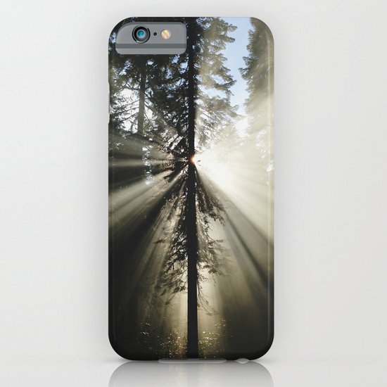 Umpqua Rays iPhone & iPod Case