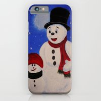 Hapy Holidays iPhone 6 Slim Case