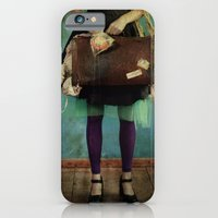 iPhone & iPod Case featuring Fishy Stuff by Carla Broekhuizen