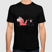 Cant Stop Us Now Mens Fitted Tee Black SMALL