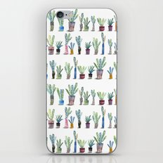 Plants in pots iPhone & iPod Skin