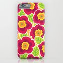 Primrose Collection 3 iPhone & iPod Case