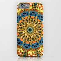 iPhone & iPod Case featuring Royal Sun by Karma Cases