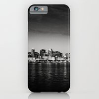Chicago Skyline At Night iPhone 6 Slim Case