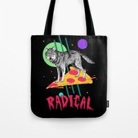 So Radical Tote Bag
