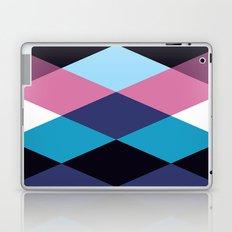 Diamond Pattern 3 Laptop & iPad Skin