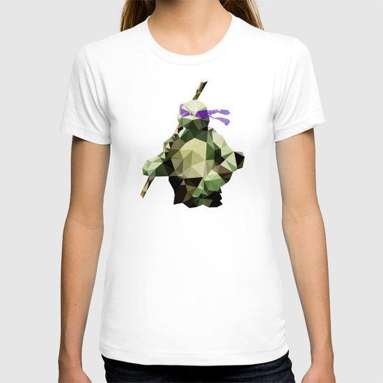Polygon Heroes - Donatello T-shirt