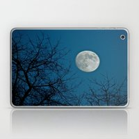 Full Moon 11-8-11 #2 Laptop & iPad Skin