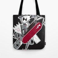 ARMY KNIFE 2.0 Tote Bag