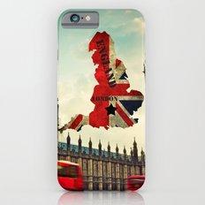 ENGLAND Slim Case iPhone 6s
