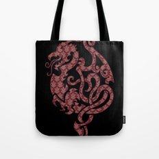 Modern Damask 2 Tote Bag