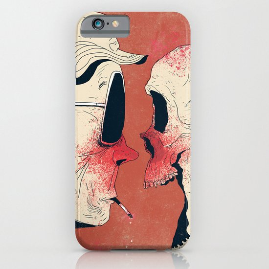 Hunter S. Thompson iPhone & iPod Case
