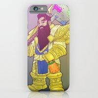 Deth Dwarf iPhone 6 Slim Case