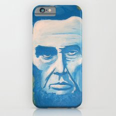 Blue Lincoln iPhone 6 Slim Case