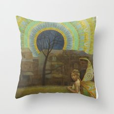 Apophenia Throw Pillow