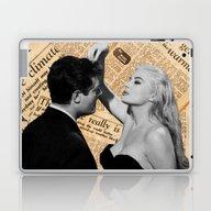 Laptop & iPad Skin featuring La Dolce Vita by Luigi Tarini